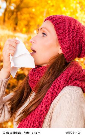 Erkältungen naturheilkundlich behandeln
